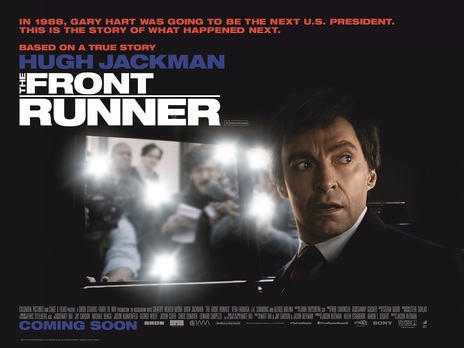 Film picture: The Front Runner