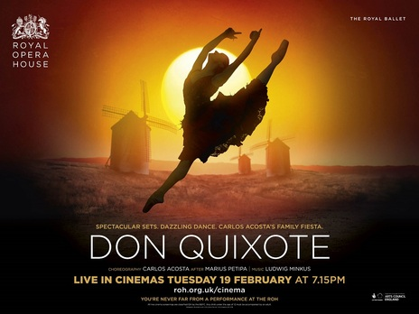 Film picture: ROH - Don Quixote (Live)
