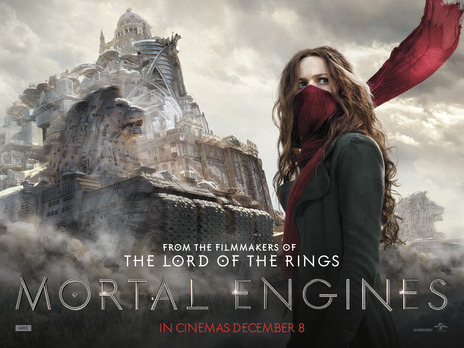 Film picture: 3D Mortal Engines