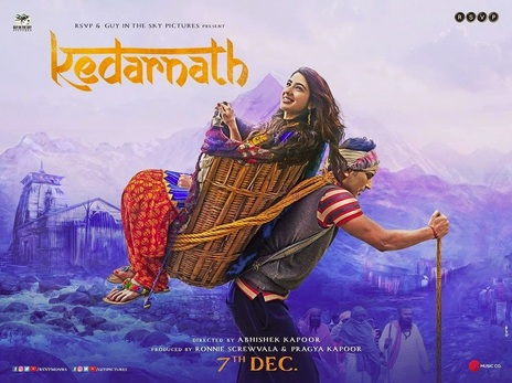 Film picture: Kedarnath