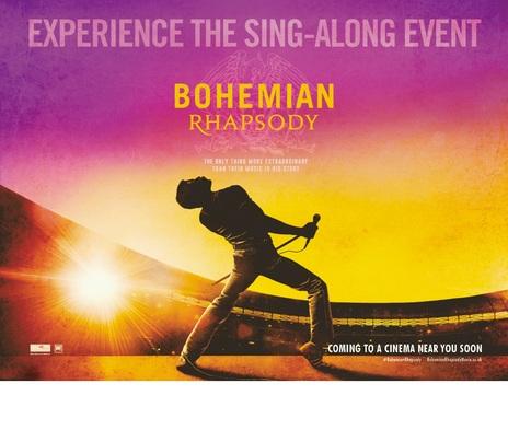 Film picture: Bohemian Rhapsody Sing-A-Long