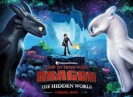 Film picture: (IMAX) 3D How To Train Your Dragon: The Hidden World