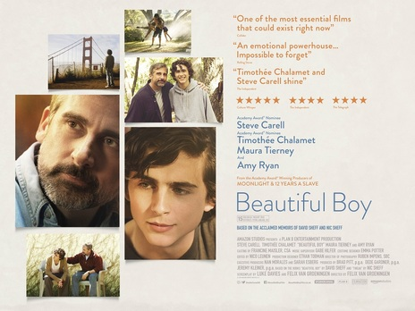 Film picture: Beautiful Boy