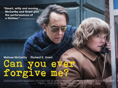 Film picture: Can You Ever Forgive Me?