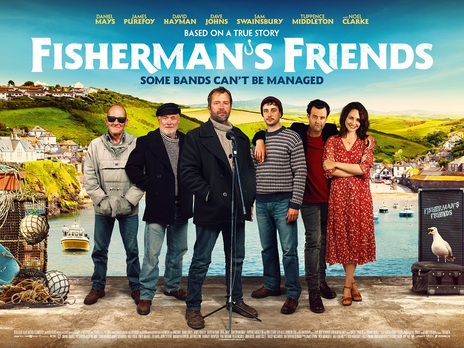 Film picture: Fisherman's Friends