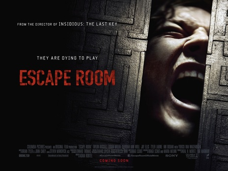 Film picture: Escape Room
