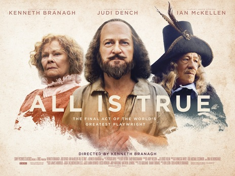 Film picture: All Is True