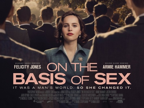 Film picture: On The Basis Of Sex
