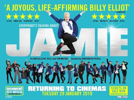 Film picture: Everybody's Talking About Jamie (Encore)