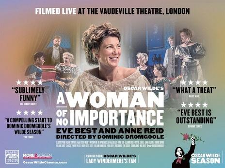 Film picture: Oscar Wilde Season: A Woman Of No Importance (Encore)