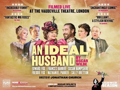 Film picture: Oscar Wilde Season: An Ideal Husband (Encore)