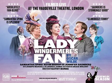 Film picture: Oscar Wilde Season: Lady Windermere's Fan (Encore)