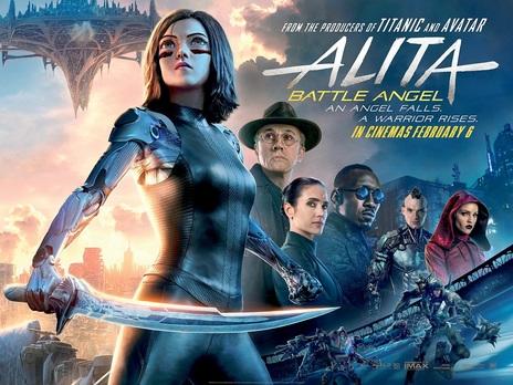 Film picture: (IMAX) 3D Alita: Battle Angel