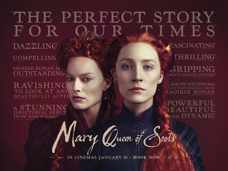 Film picture: Mary Queen Of Scots