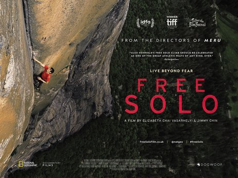 Film picture: (IMAX) Free Solo