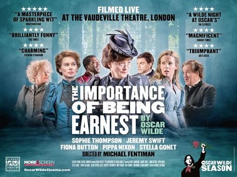 Film picture: Oscar Wilde Season: The Importance Of Being Earnest (Encore)
