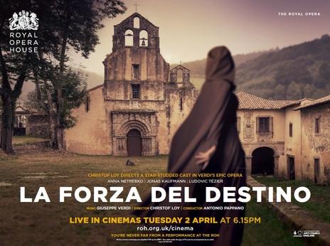 Film picture: ROH - La Forza Del Destino (Live)