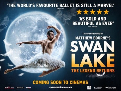 Film picture: Matthew Bourne's Swan Lake