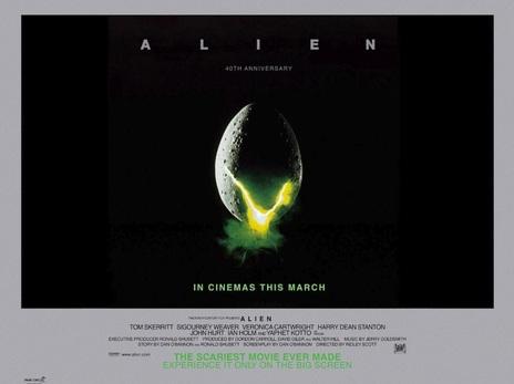 Film picture: Alien (40th Anniversary)