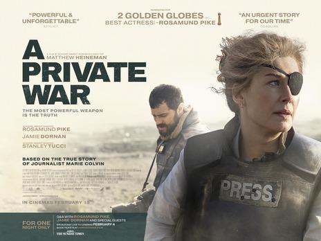 Film picture: A Private War