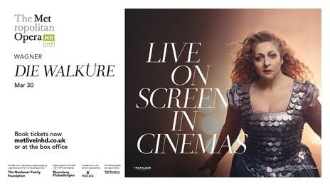 Film picture: Met Opera - Die Walkure