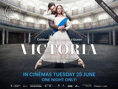 Film picture: Victoria - Northern Ballet (2019)