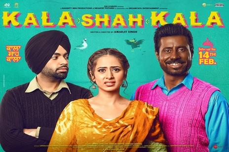 Film picture: Kala Shah Kala