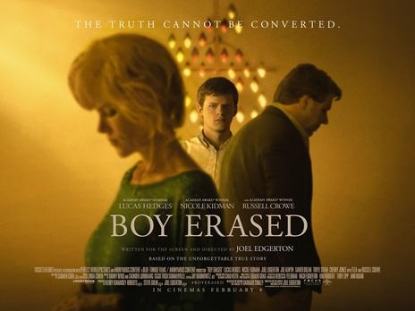 Film picture: Boy Erased