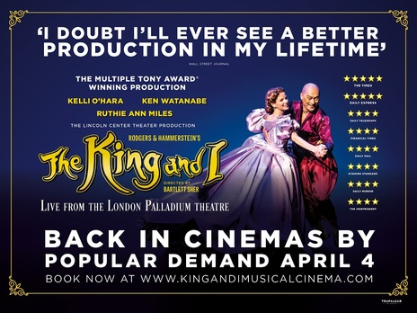 Film picture: The King And I: From The London Palladium