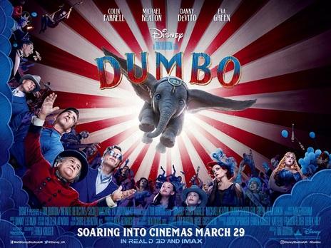 Film picture: (IMAX) Dumbo