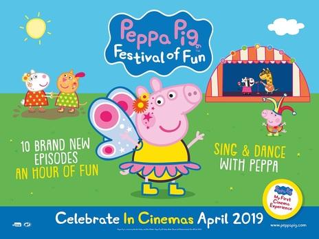 Film picture: Peppa Pig: Festival Of Fun