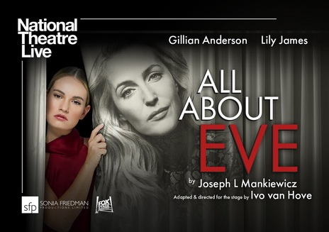 Film picture: NT Live - All About Eve (Encore)