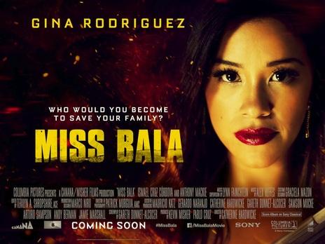 Film picture: Miss Bala
