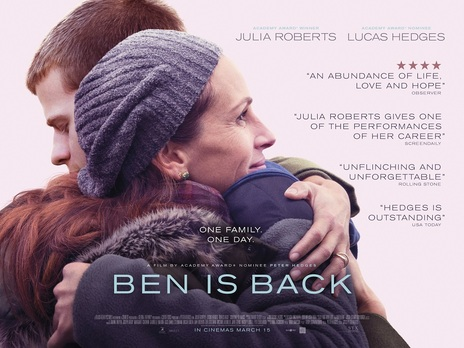 Film picture: Ben Is Back