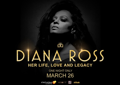 Film picture: Diana Ross: Her Life, Love And Legacy