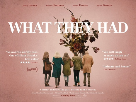 Film picture: What They Had