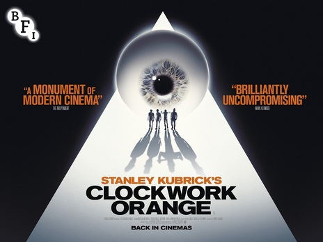 Film picture: A Clockwork Orange