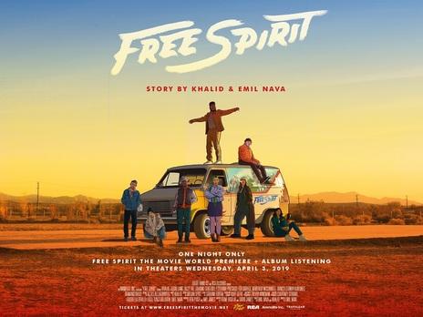 Film picture: Khalid: Free Spirit