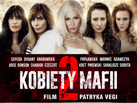 Film picture: Kobiety Mafii 2 (Polish With English Subtitles)