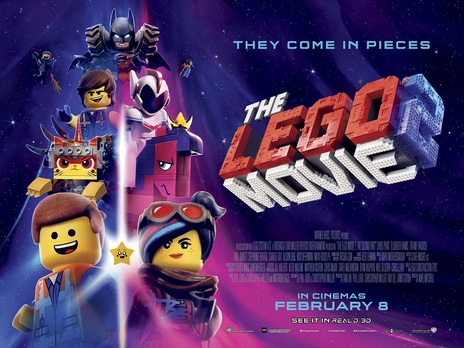 Film picture: The Lego Movie 2