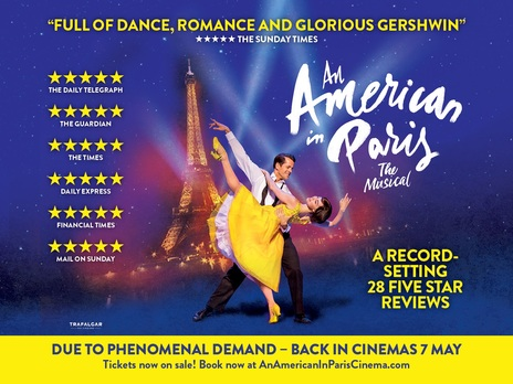 Film picture: An American In Paris - The Musical