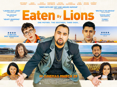 Film picture: Eaten By Lions