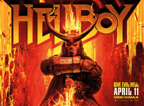 Film picture: (IMAX) Hellboy