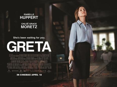 Film picture: Greta