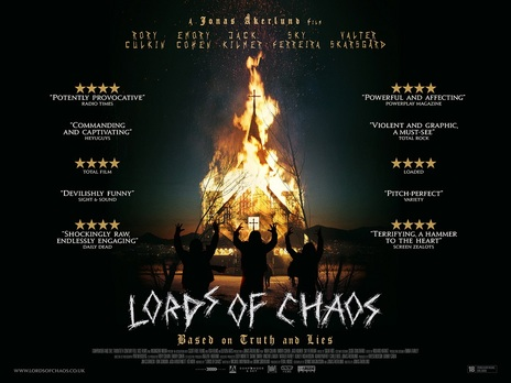 Film picture: Lords Of Chaos