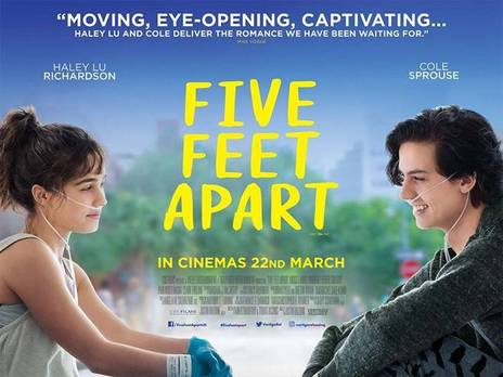 Film picture: Five Feet Apart