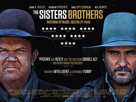 Film picture: The Sisters Brothers