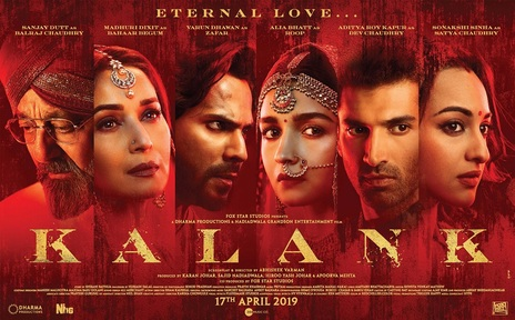 Film picture: Kalank