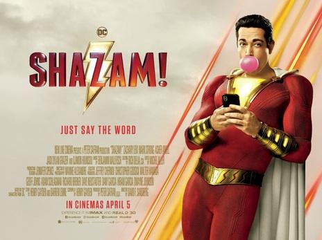 Film picture: Shazam!