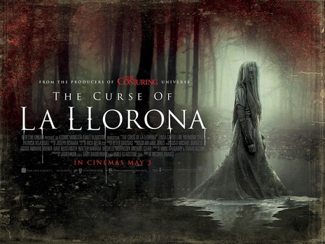 Film picture: The Curse of La Llorona
